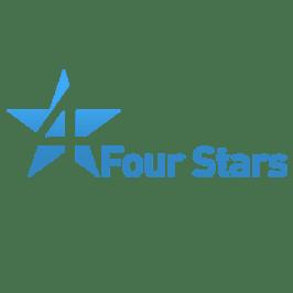 slider four stars